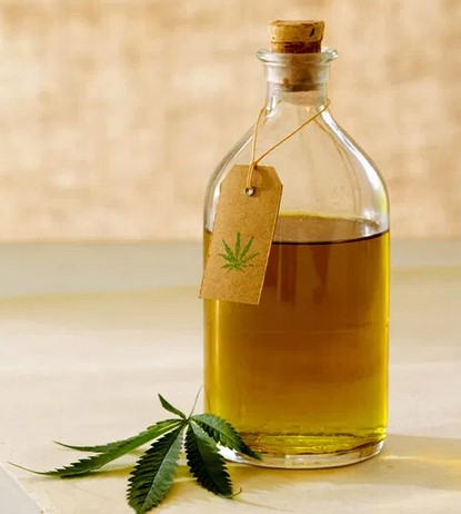 How to make hash oil with leaves