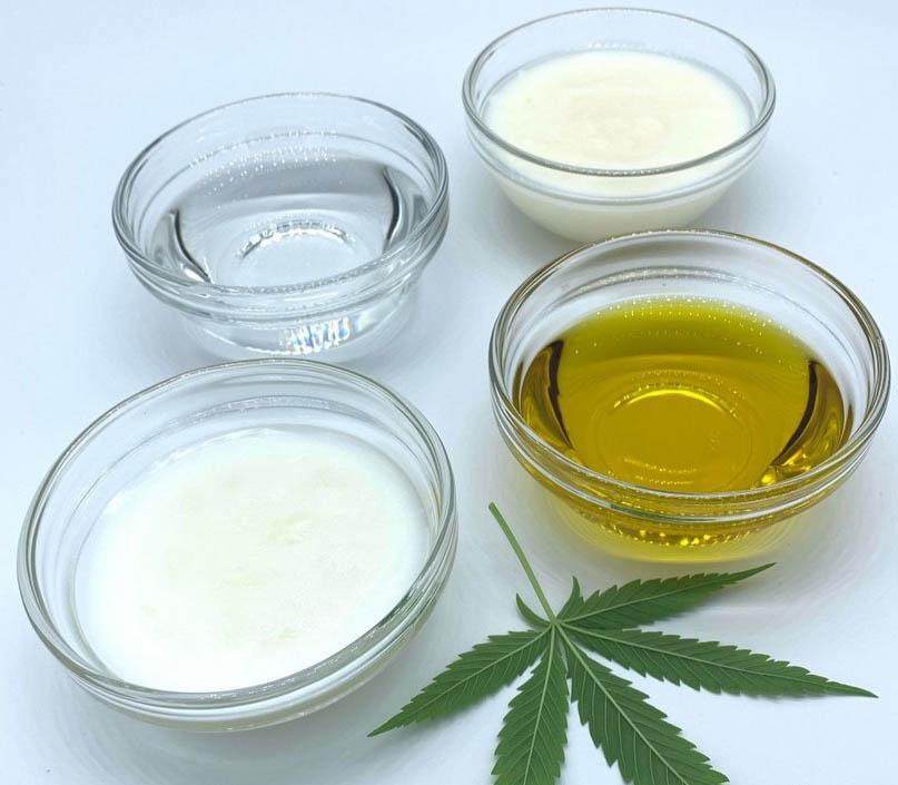 making cannabis oil