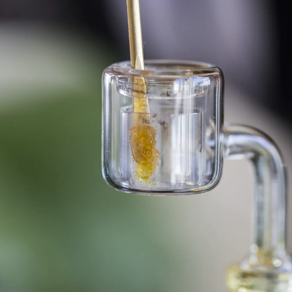 weed oil dabs