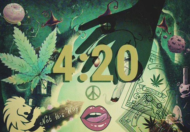 what does happy 420 mean