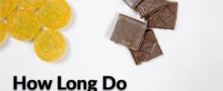 how long do edibles last