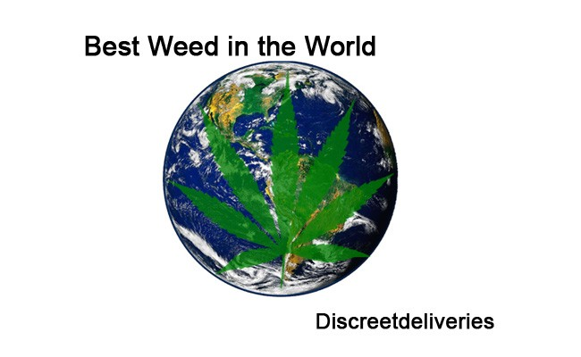Best Weed in the World